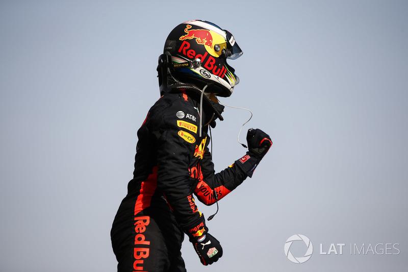 Winnaar: Daniel Ricciardo