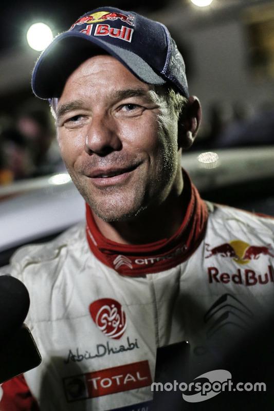 Sébastien Loeb, Citroën World Rally Team