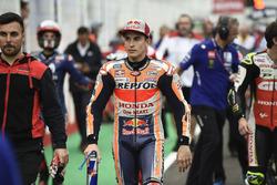 Marc Marquez, Repsol Honda Team, riders leaving the grid