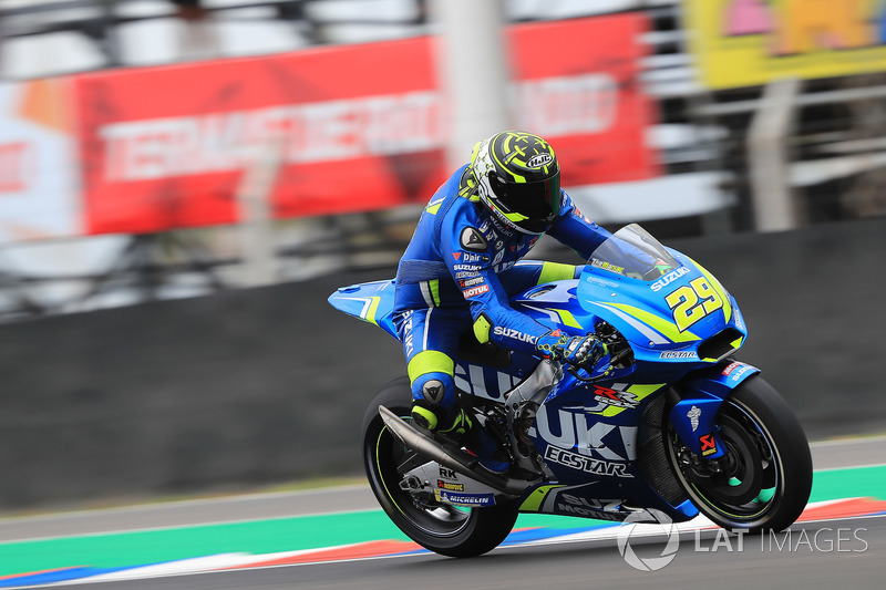 8. Andrea Iannone, Team Suzuki MotoGP