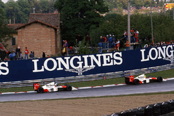 Айртон Сенна и Ален Прост, McLaren MP4/5