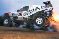 #201, Bruno Saby, Mitsubishi