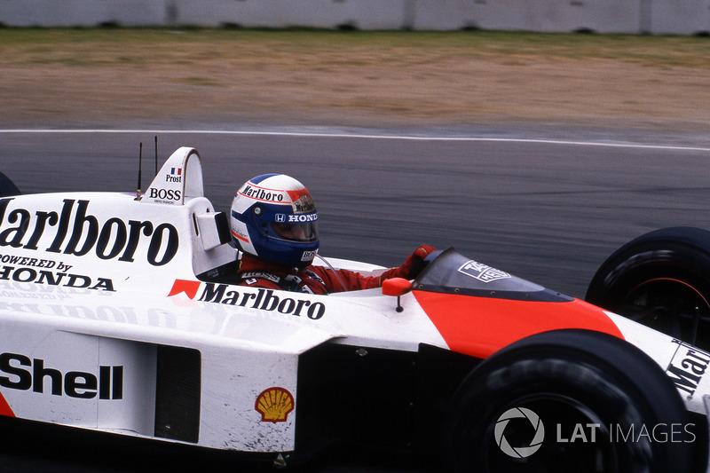 1988 (Аделаїда). Переможець: Ален Прост, McLaren MP4/4 Honda