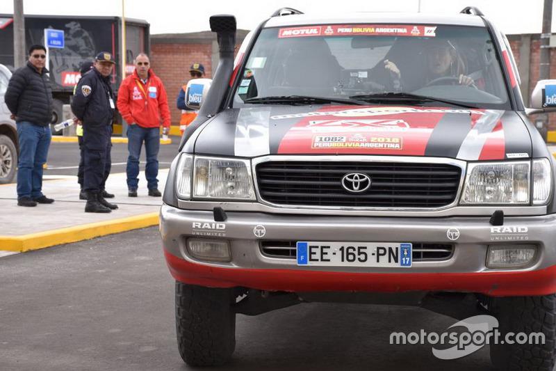 Toyota HDJ100 de Motorsport.com