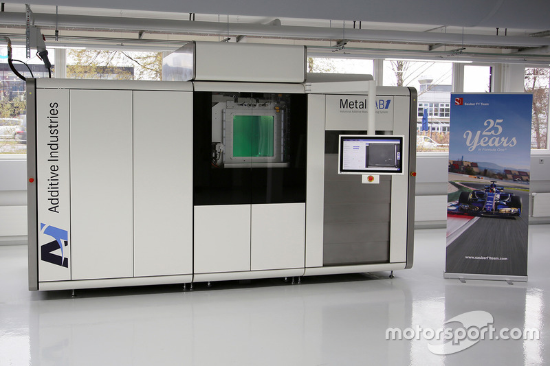 Additive Industries 3D-Druckmaschine