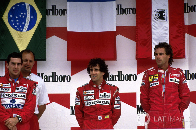 GP de México 1988