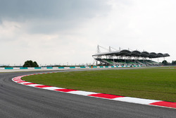 Sepang track turn 6