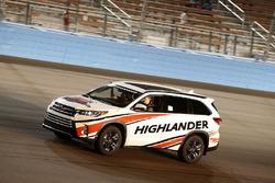 Streckensicherungsfahrzeug: Toyota Highlander