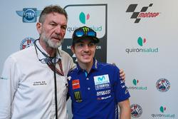 Maverick Viñales, Yamaha Factory Racing, Dr Angel Charte, MotoGP Tıbbi Direktörü