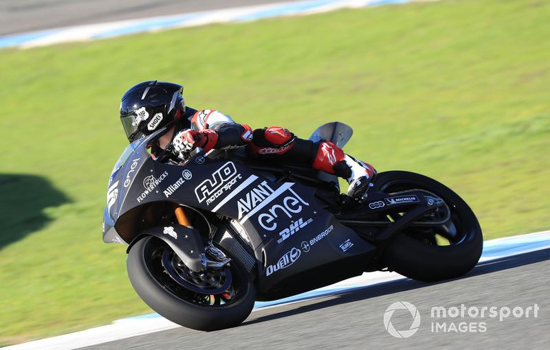 Нікі Туулі, Ajo Motorsport MotoE