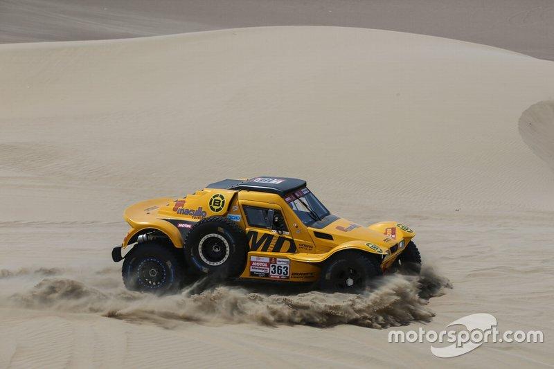#363 MD Rallye Sport: Ремі Вотьєр, Паскаль Ларроке