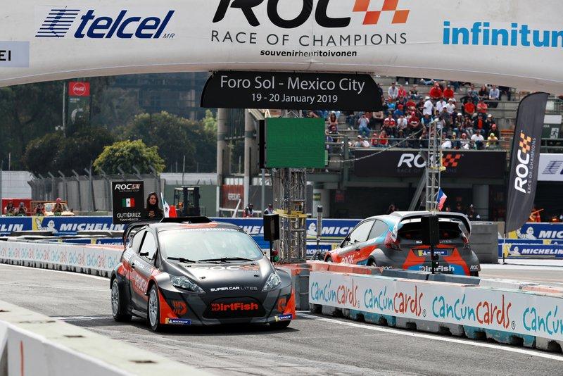 Esteban Gutierrez, Pierre Gasly, RX Supercar Lite