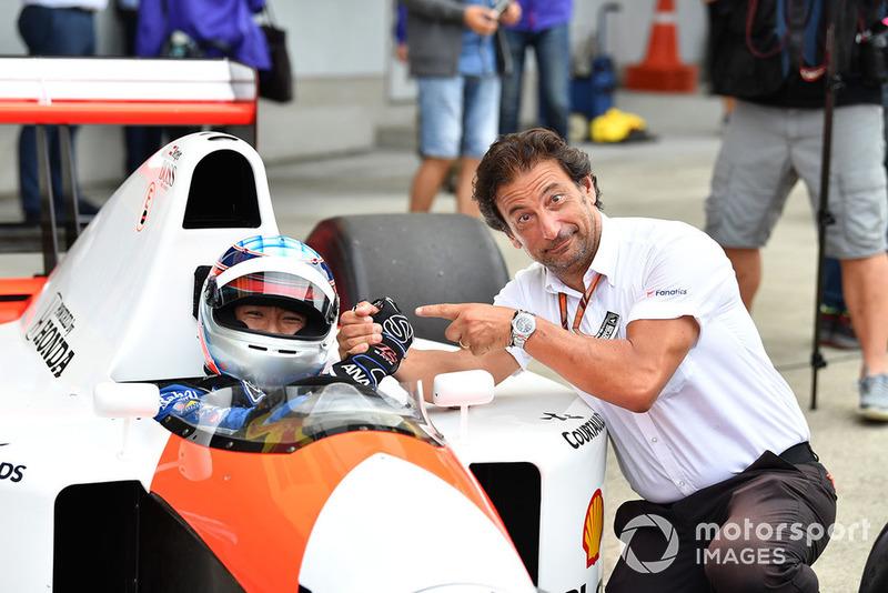 Takuma Sato, McLaren Honda MP4-7A