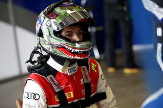 #26 Sainteloc Racing Audi R8 LMS: Nyls Stievenart