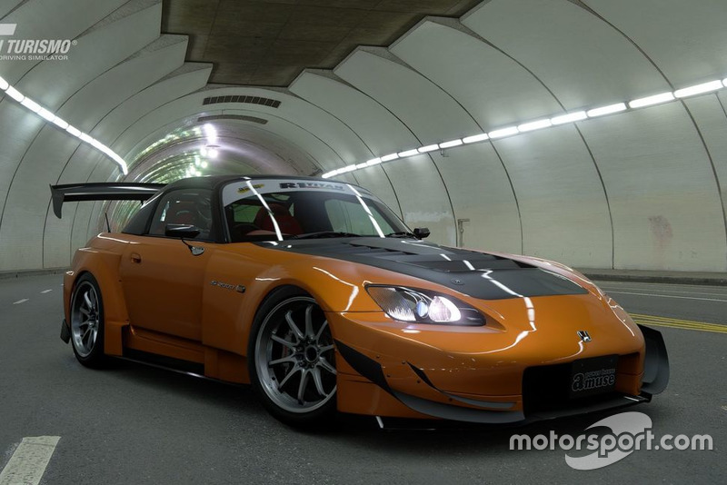 Amuse S2000 GT1 Turbo