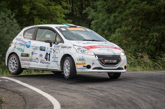 Giacomo Guglielmini, Peugeot 208 R2