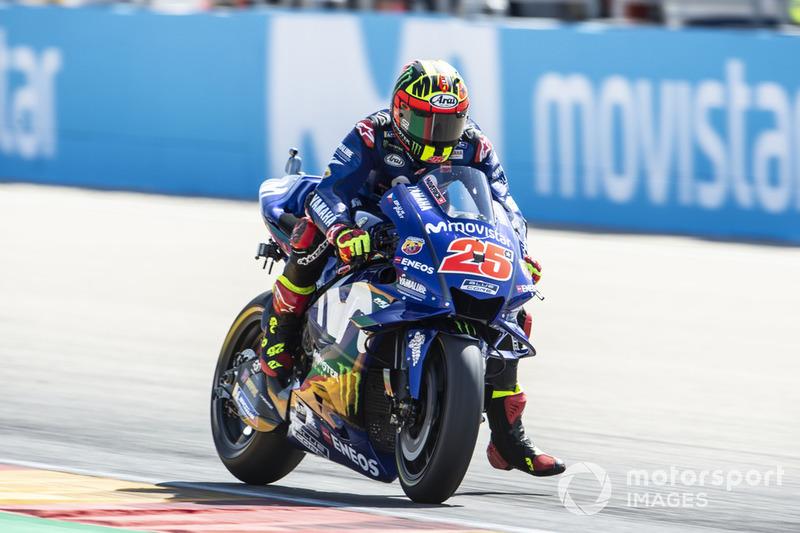 10. Maverick Viñales, Yamaha Factory Racing