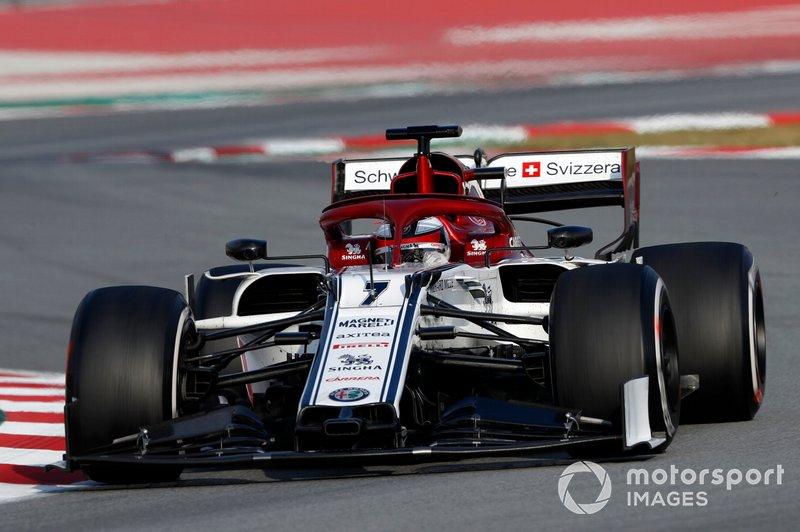 Kimi Räikkönen, Alfa Romeo Racing C38