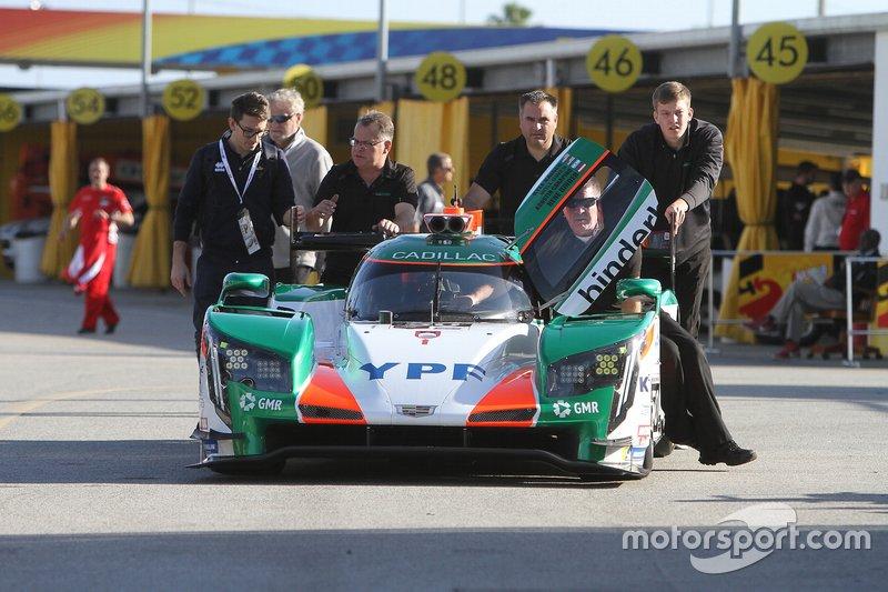 #50 Juncos Racing: Will Owen, Rene Binder, Agustin Canapino, Kyle Kaiser