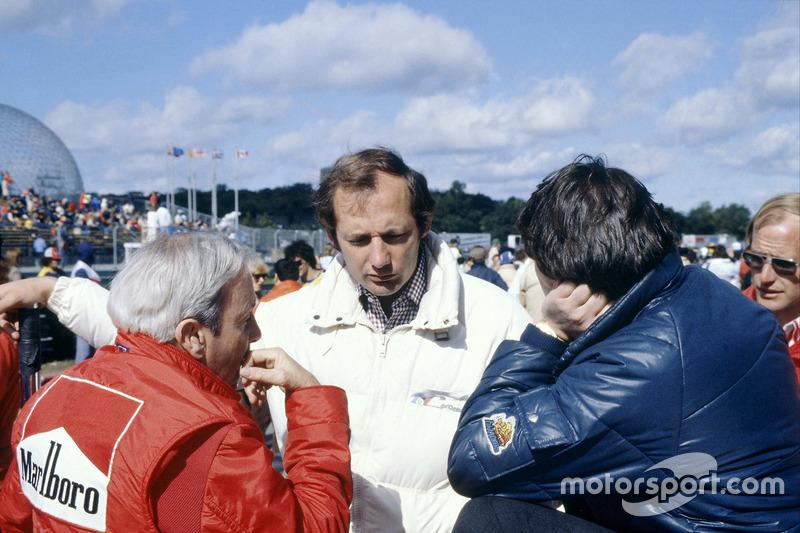 1980: Llegada a McLaren