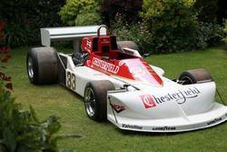 Esta March 761R foi guiada por Brett Lunger no GP dos Estados Unidos de 1976