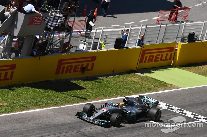 6 - GP de España 2017