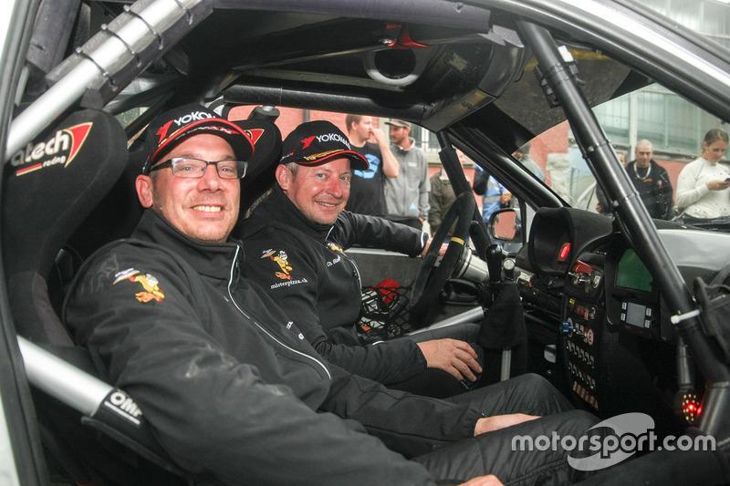 Rally Team Christian Blanchard-Frédéric Helfer