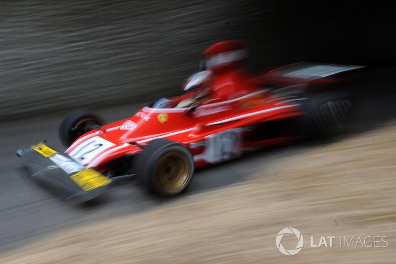 Крістіан Ноблок Ferrari 312B3
