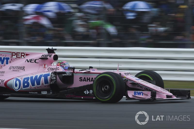 Серхио Перес, Force India (56 очков, седьмое место в общем зачете, лучший результат – четвертое место на Гран При Испании). Оценка Motorsport.com Россия – 8,5/10