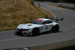 Marco Iacoangeli, Scuderia Vimotorsport, BMW Z4-GT