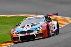 #36 Walkenhorst Motorsport BMW M6 GT3: Henry Walkenhorst, Stef Van Campenhoudt, David Schiwietz, Ralf Oeverhaus