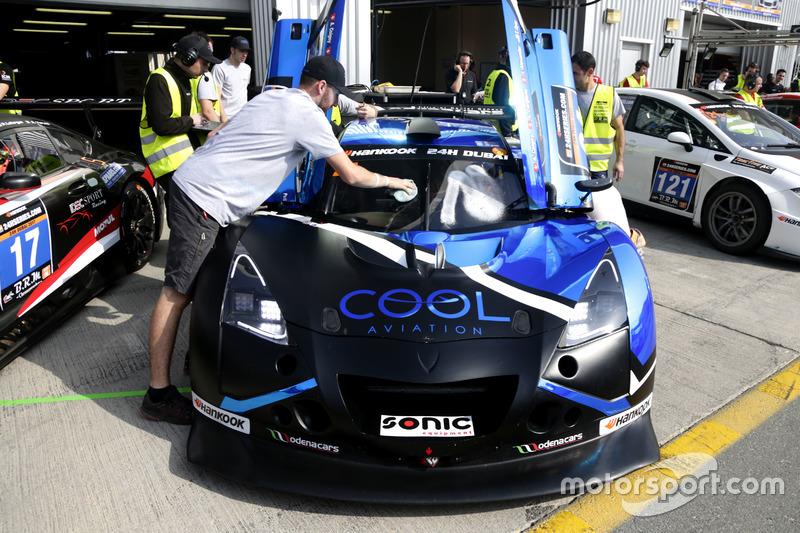 #24 COOL RACING BY GPC MOTORSPORT Vortex 1.0: Alexandre Coigny, Gino Forgione, David Iradj Alexander, Tom Dyer
