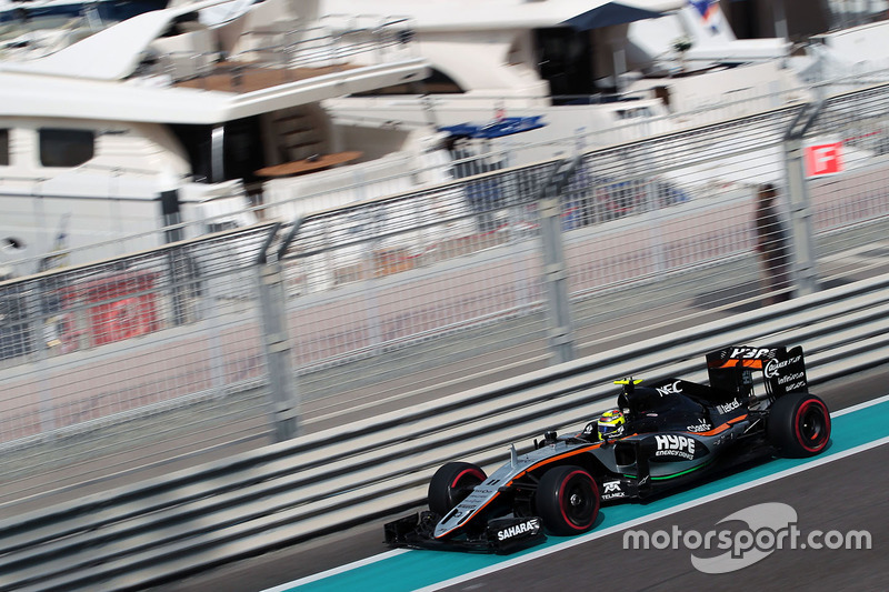 8. Sergio Perez, Sahara Force India F1 VJM09