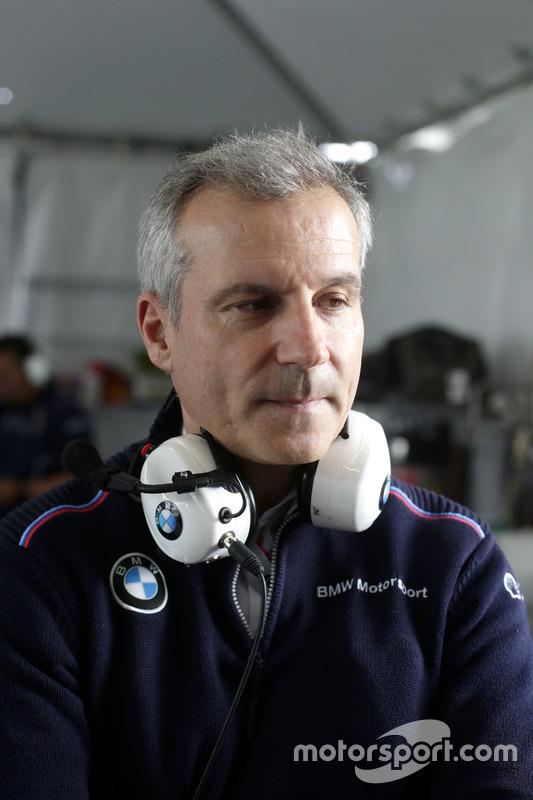 Jens Marquardt, BMW, Motorsportdirektor