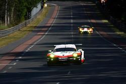 #92 Porsche Team Porsche 911 RSR : Michael Christensen, Kevin Estre, Dirk Werner