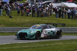 #75 Always Evolving/AIM Autosport Nissan GT-R Nismo GT3: Ricardo Sanchez, Frank Montecalvo