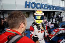 Racewinnaar Callum Ilott, Prema Powerteam, Dallara F317 - Mercedes-Benz