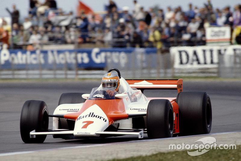 McLaren MP4/1 (1981-1982)