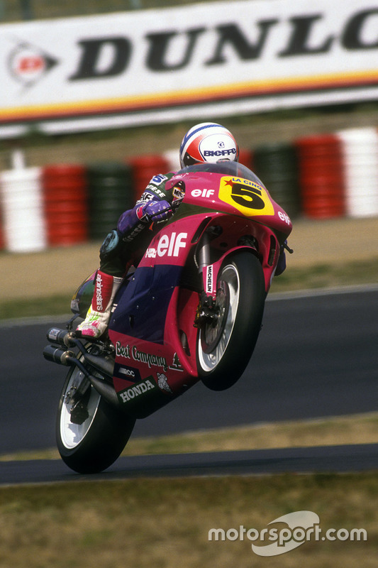 Pierfrancesco Chili, Honda