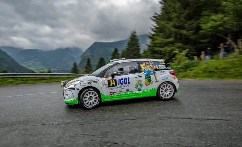 Trophée Michelin - Rallye Mont Blanc-Morzine