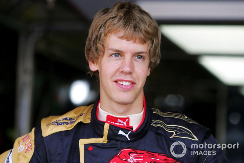 Sebastian Vettel (2007)