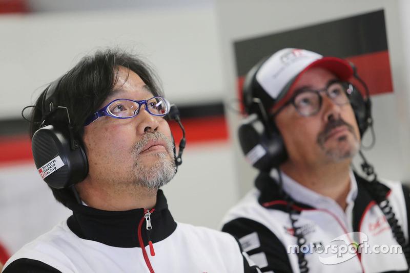 Hisatake Murata, presidente del equipo TMG