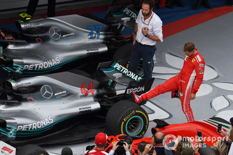 GP de Rusia: el ritmo de Mercedes, imparable