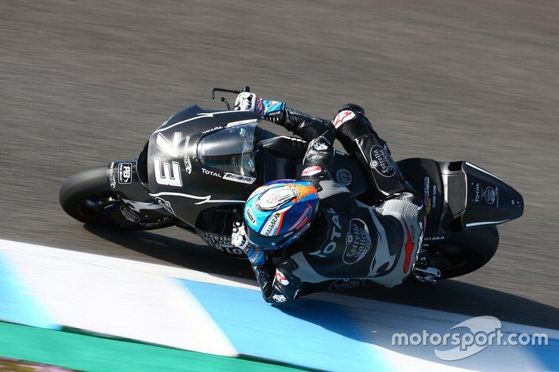 Alex Marquez, EG 0.0 Marc VDS