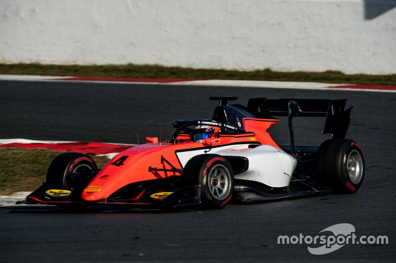 Magny Cours shakedown