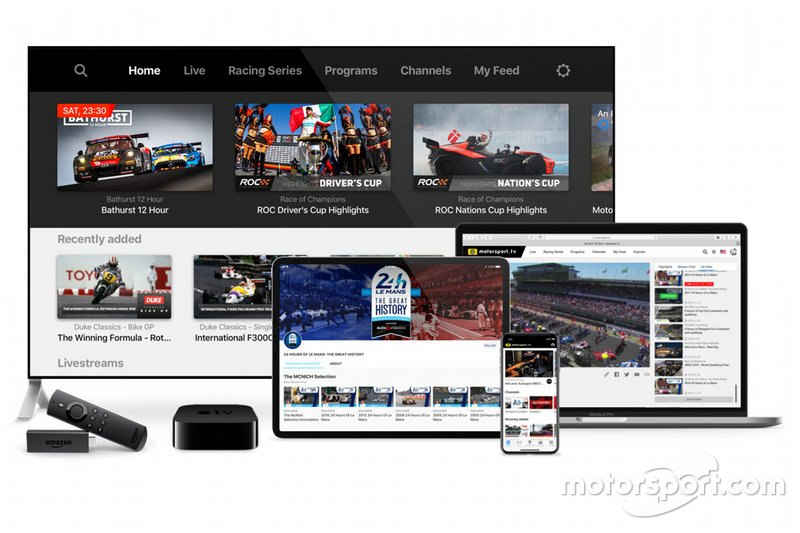 Motorsport.tv pack shot