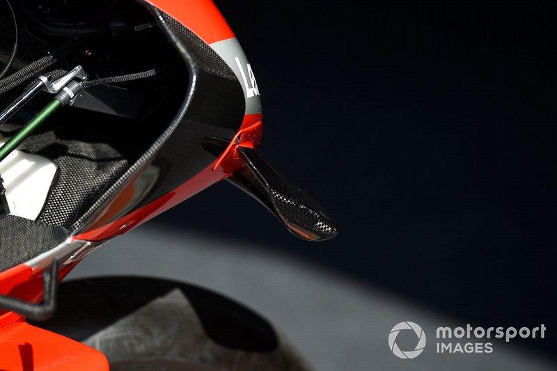 Ducati Desmosedici GP19: Winglet