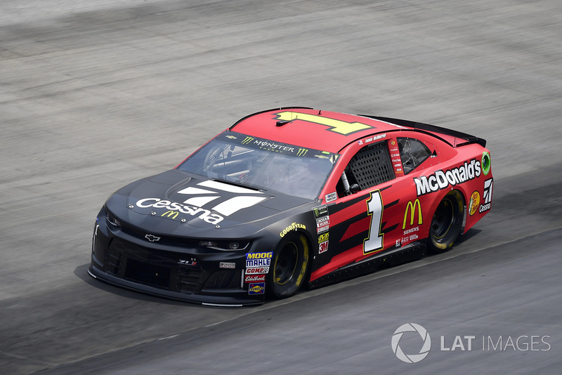 20. Jamie McMurray, Chip Ganassi Racing, Chevrolet Camaro Cessna/McDonald's