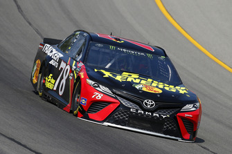 Martin Truex Jr., Furniture Row Racing, Toyota Camry 5-hour ENERGY/Bass Pro Shops