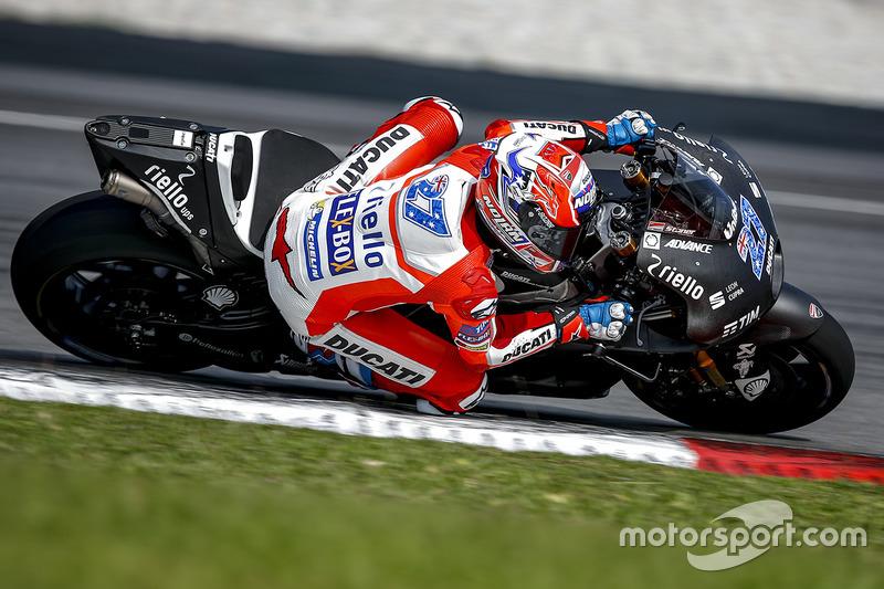 Casey Stoner, Ducati Team